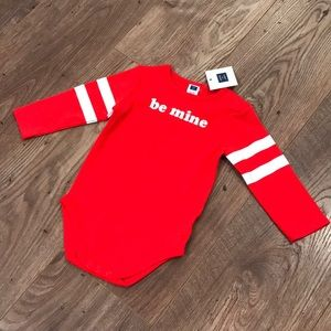 Be mine onesie